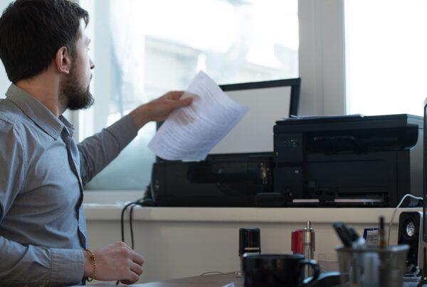 terceirização de impressão, impressão digital