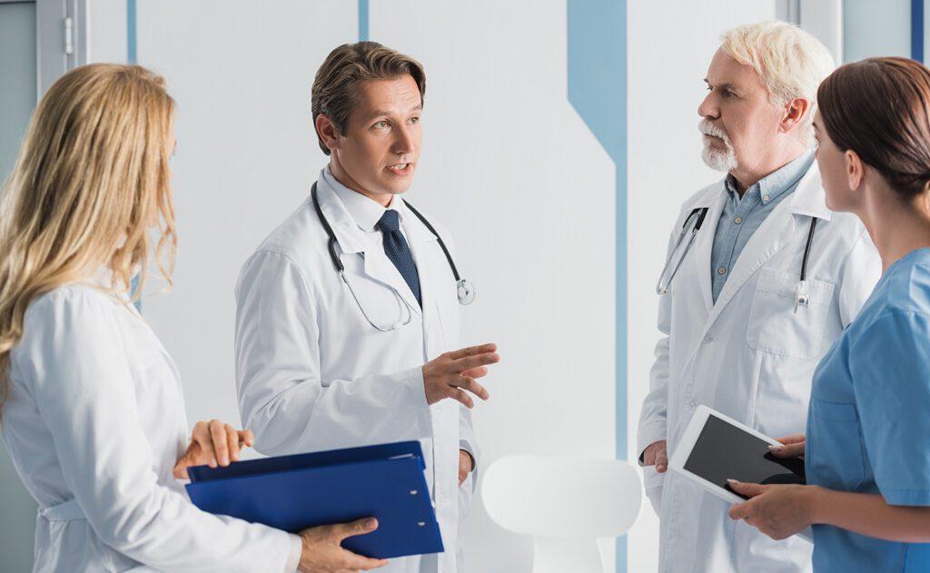 outsourcing de impressão para hospitais